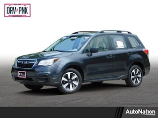 Used 2017 Subaru Forester Sport Utility