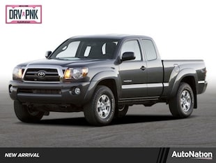 2009 Toyota Tacoma Extended Cab Pickup