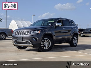 2015 Jeep Grand Cherokee Limited Sport Utility