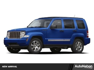 2010 Jeep Liberty Limited Sport Utility