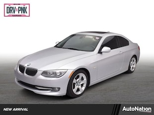 2011 BMW 3 Series 335i 2dr Car
