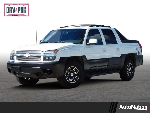 2002 Chevrolet Avalanche Crew Cab Pickup