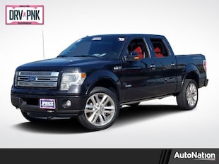 2013 Ford F-150 Limited Crew Cab Pickup