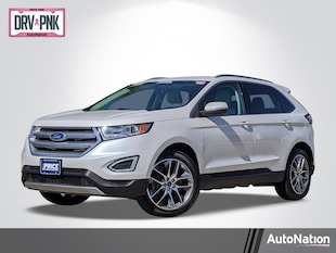 2015 Ford Edge Titanium Sport Utility
