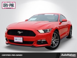 2017 Ford Mustang Ecoboost 2dr Car