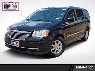 2013 Chrysler Town & Country Touring Mini-van Passenger