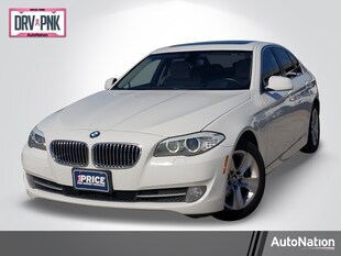 2013 BMW 5 Series 528i 4dr Car