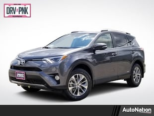 2016 Toyota RAV4 Hybrid XLE Sport Utility
