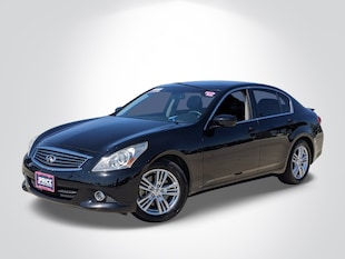 2012 INFINITI G37 Sedan Journey 4dr Car