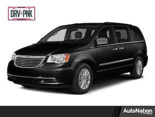 2015 Chrysler Town & Country S Mini-van Passenger