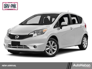 2015 Nissan Versa Note S 4dr Car