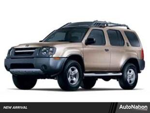 2004 Nissan Xterra XE Sport Utility