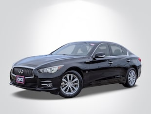 2017 INFINITI Q50 2.0t 4dr Car