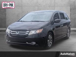 2014 Honda Odyssey Touring Mini-van Passenger