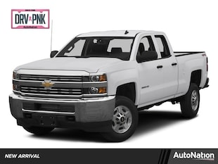 2015 Chevrolet Silverado 2500 Work Truck Extended Cab Pickup