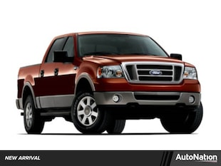 2007 Ford F-150 King Ranch Crew Cab Pickup