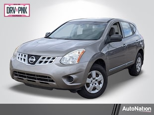 2011 Nissan Rogue S Sport Utility