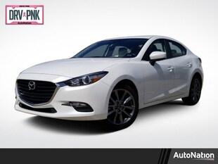 2018 Mazda Mazda3 4-Door Touring 4dr Car