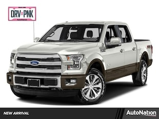 2017 Ford F-150 King Ranch Crew Cab Pickup