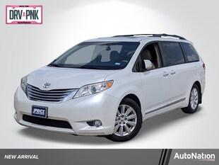 2013 Toyota Sienna Ltd Mini-van Passenger