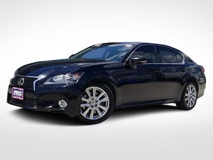 2013 LEXUS GS 350 4dr Car