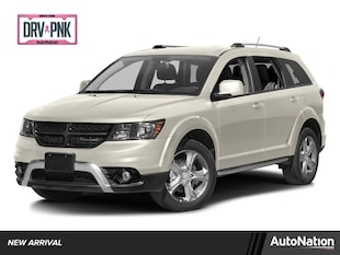2016 Dodge Journey Crossroad Plus Sport Utility
