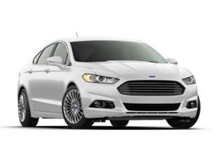 2013 Ford Fusion Titanium 4dr Car