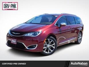 2017 Chrysler Pacifica Limited Mini-van Passenger