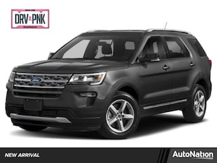 2018 Ford Explorer Limited Sport Utility
