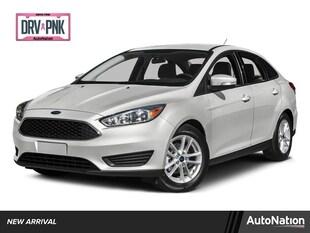 2015 Ford Focus Titanium 4dr Car