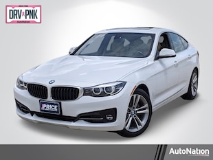 2018 BMW 3 Series 330i xDrive 4dr Car