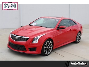 2016 CADILLAC ATS-V Coupe 2dr Car