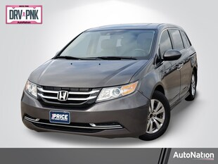 2014 Honda Odyssey EX-L Mini-van Passenger