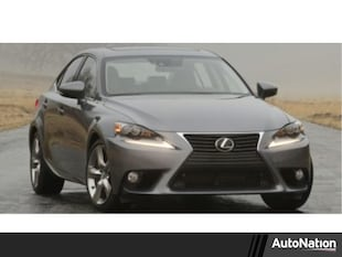 2014 LEXUS IS 350 4dr Car