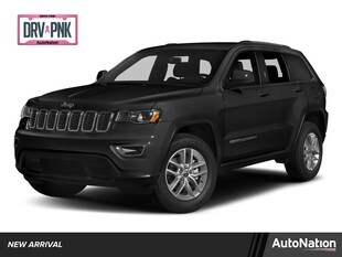 2017 Jeep Grand Cherokee Altitude Sport Utility