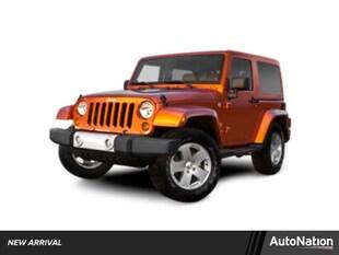 2012 Jeep Wrangler Sport Sport Utility