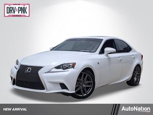 2015 LEXUS IS 250 4dr Car
