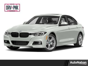 2017 BMW 3 Series 340i 4dr Car