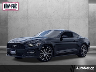 2015 Ford Mustang Ecoboost Premium 2dr Car