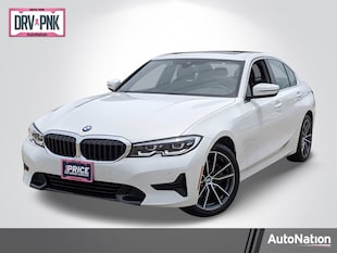 2020 BMW 3 Series 330i 4dr Car
