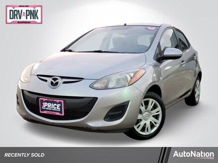 2012 Mazda Mazda2 Sport 4dr Car