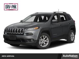 2016 Jeep Cherokee Latitude Sport Utility