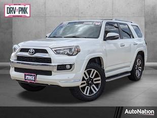 2014 Toyota 4Runner Limited Sport Utility