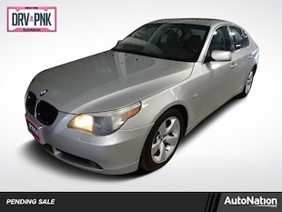 2005 BMW 5 Series 530i 4dr Car