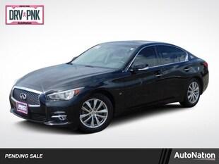 2014 INFINITI Q50 Premium 4dr Car