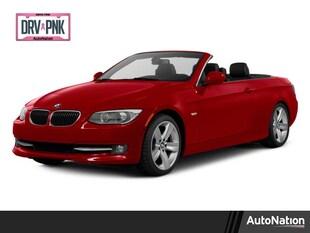2013 BMW 3 Series 335i 2dr Car