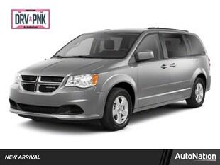 2012 Dodge Grand Caravan SE Mini-van Passenger