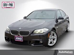 2013 BMW 5 Series 535i 4dr Car