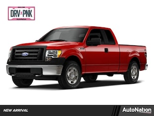 2009 Ford F-150 XLT Extended Cab Pickup
