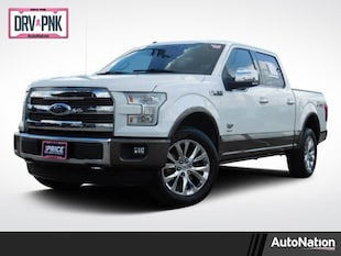 2016 Ford F-150 King Ranch Crew Cab Pickup